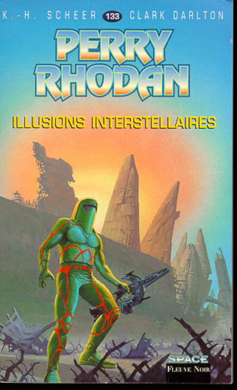 Illusions interstellaires – Perry Rhodan