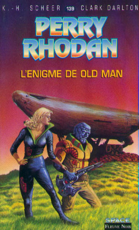 L'énigme de Old Man – Perry Rhodan