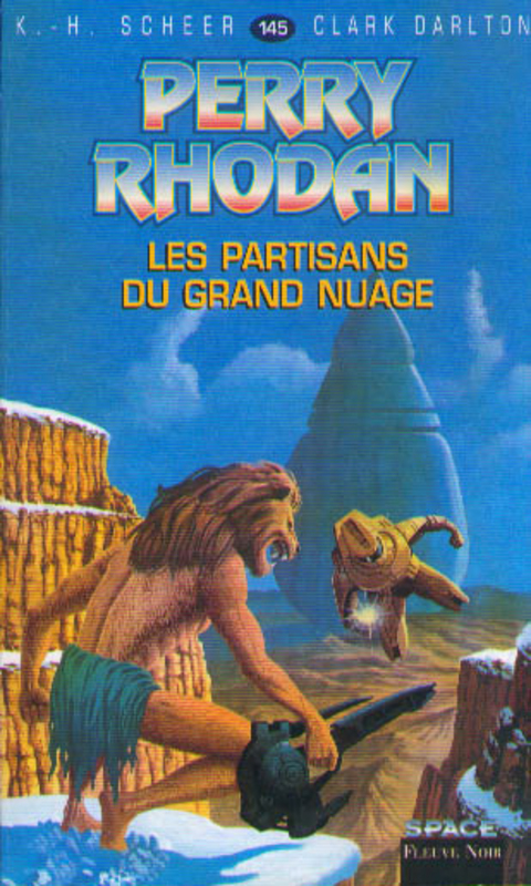 Les partisans du grand nuage – Perry Rhodan