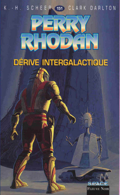 Dérive intergalactique – Perry Rhodan
