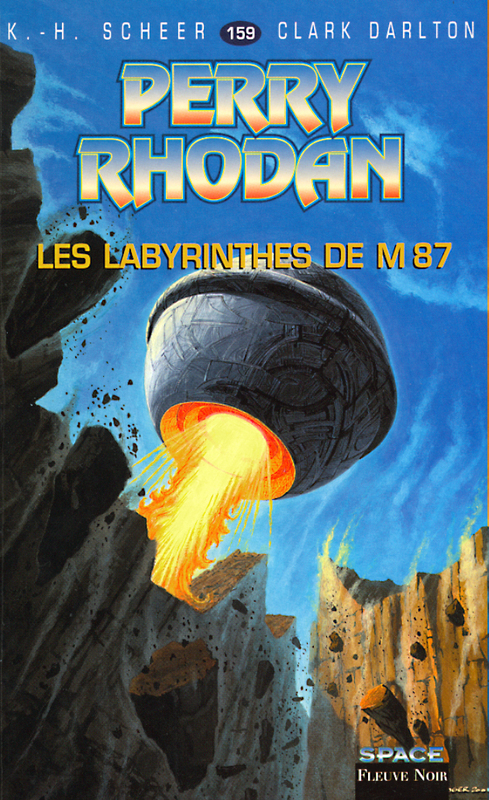 Les labyrinthes de M 87 – Perry Rhodan