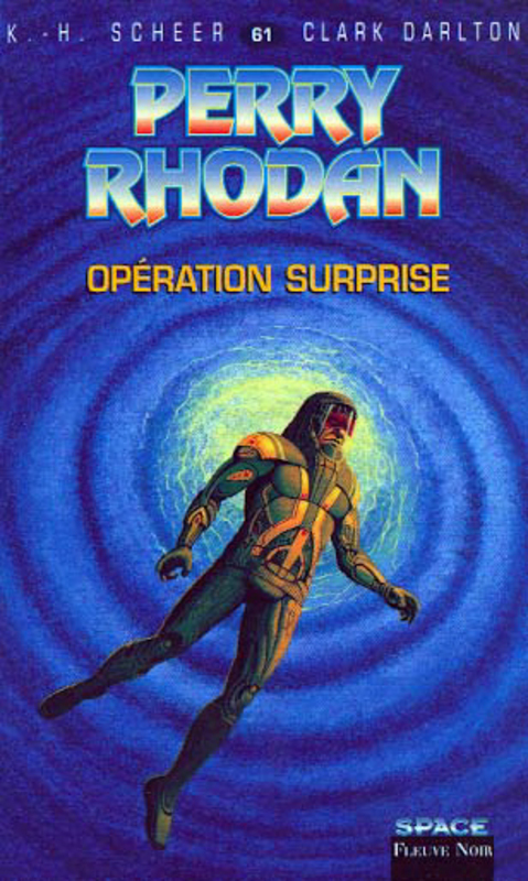 Opération surprise – Perry Rhodan