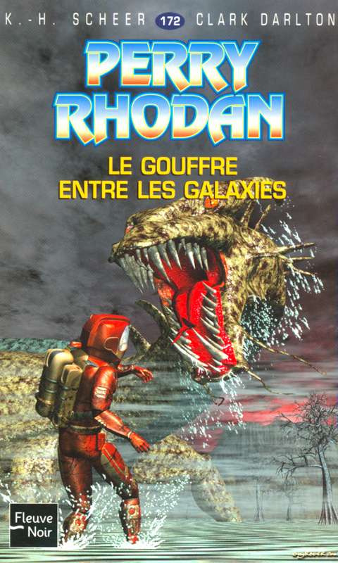 Le gouffre entre les galaxies – Perry Rhodan