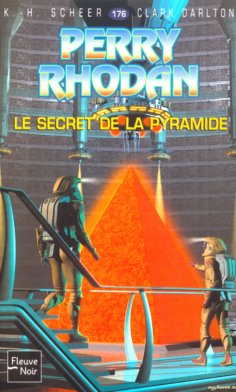Le secret de la pyramide – Perry Rhodan