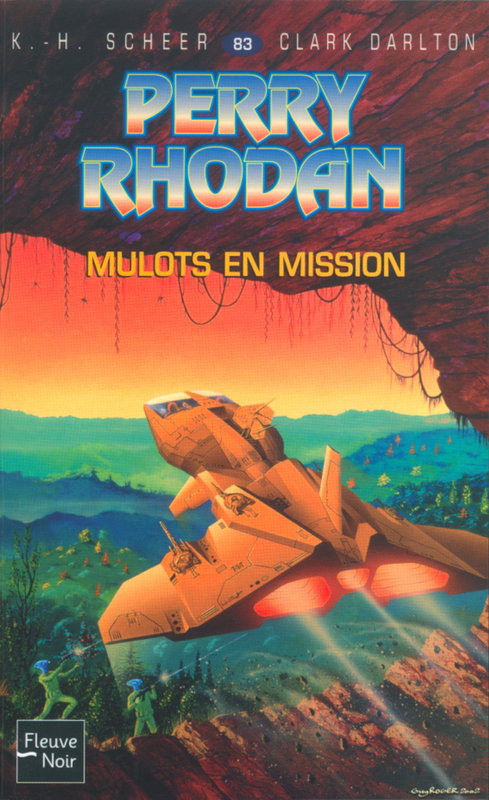 Mulots en mission – Perry Rhodan