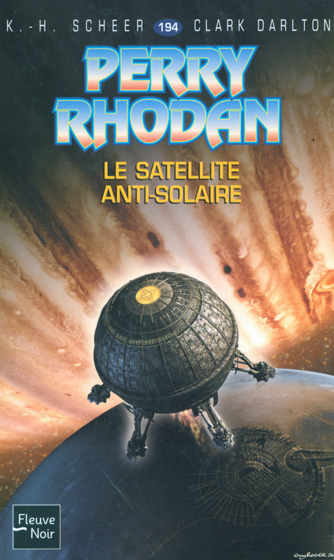 Le Satellite anti-solaire – Perry Rhodan