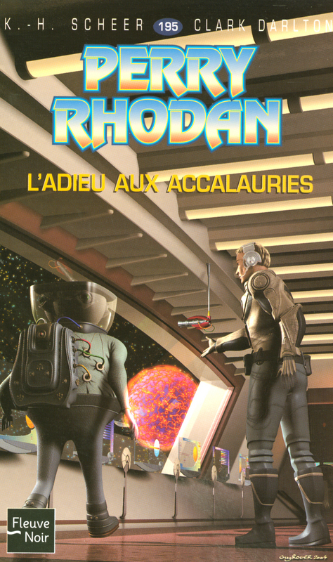 L'Adieu aux Accalauries – Perry Rhodan