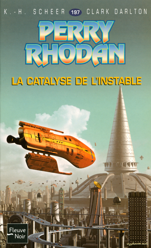 La Catalyse de l'Instable – Perry Rhodan