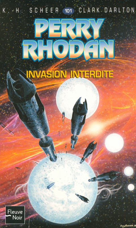 Invasion interdite – Perry Rhodan