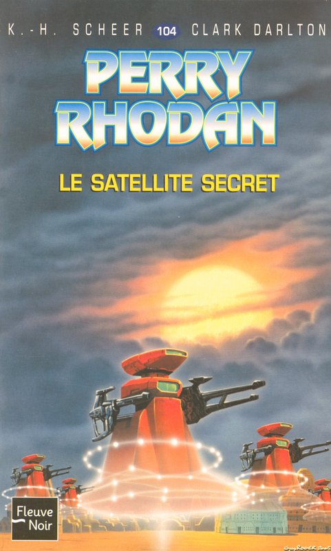 Le satellite secret – Perry Rhodan