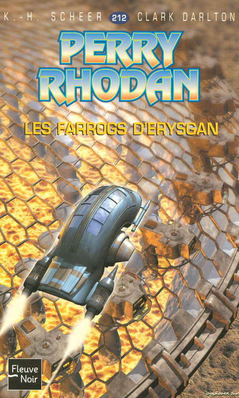 Les Farrogs d'Erysgan – Perry Rhodan