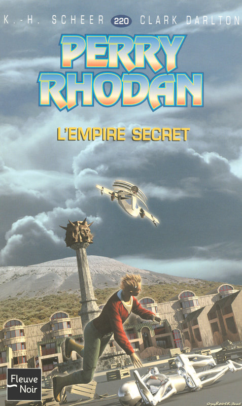 L'Empire Secret – Perry Rhodan