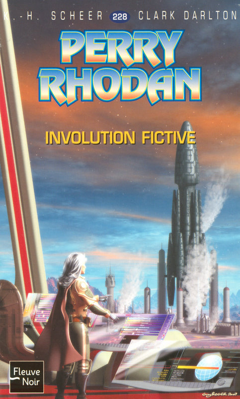 Involution Fictive – Perry Rhodan