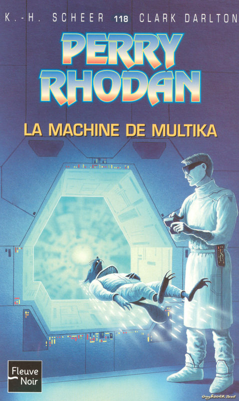 La Machine de Multika – Perry Rhodan