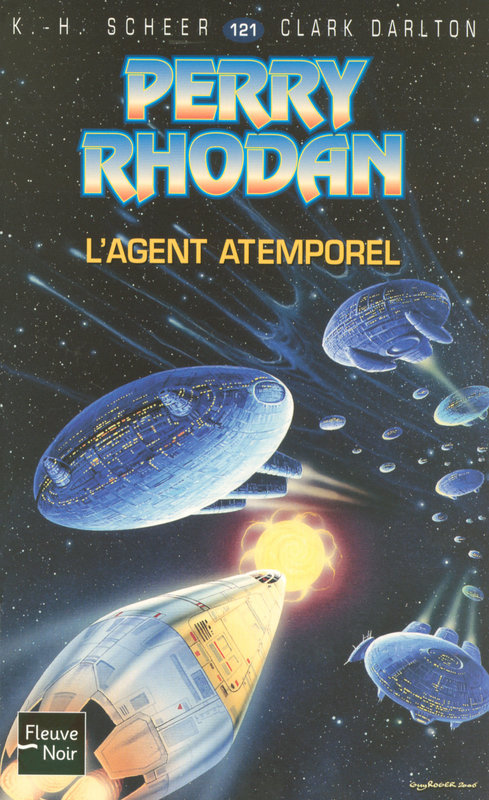L'agent atemporel – Perry Rhodan
