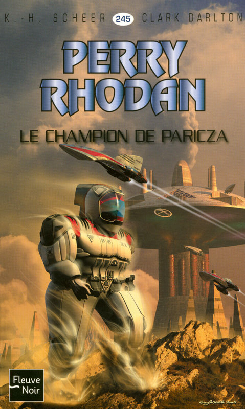 Le Champion de Paricza – Perry Rhodan