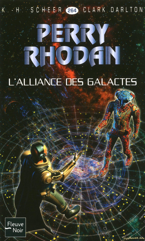 L'Alliance des Galactes – Perry Rhodan