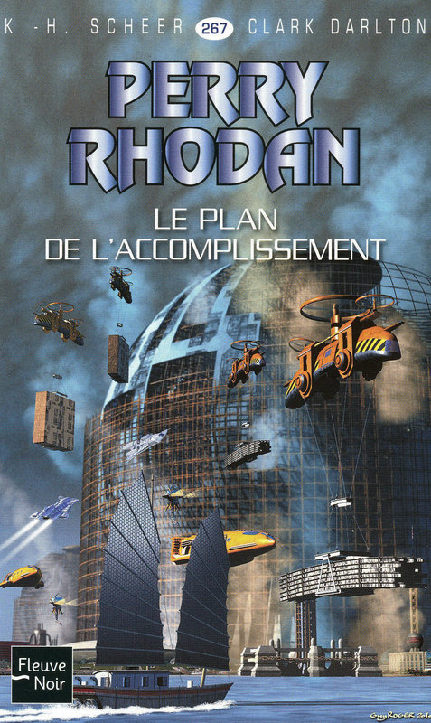Le Plan de l'accomplissement – Perry Rhodan