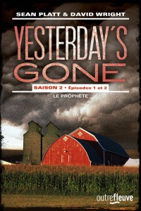 Yesterday's gone – saison 2 – T1